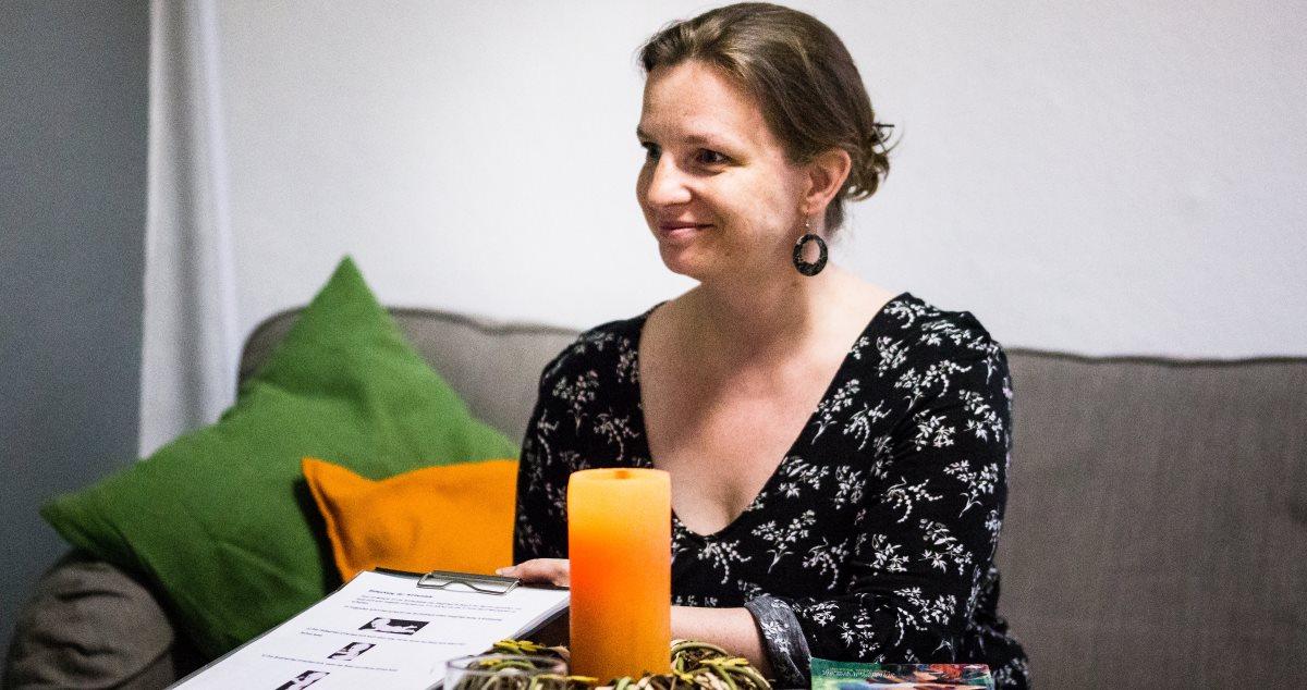 Anja Pohl, Halle Saale, Beratung und Kurse in Halle, Elternberatung, Kangatraininung, Tupler Technik