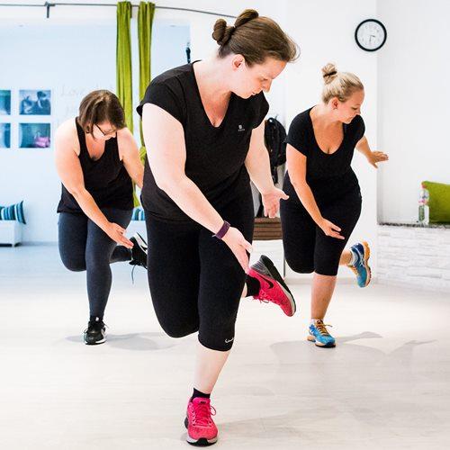 Frauenpower, Anja Pohl, Halle Saale, Tupler